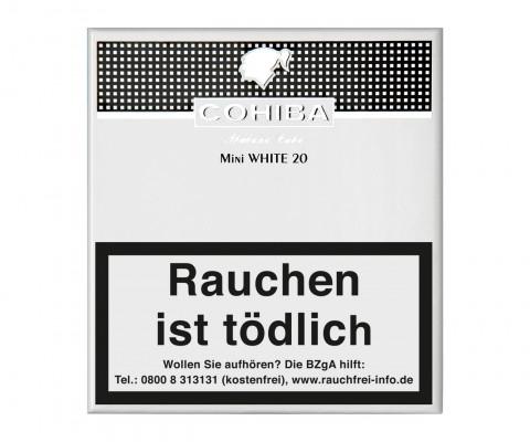 Zigarillos Cohiba White Mini