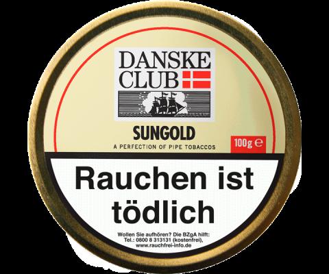 Pfeifentabak Danske Club Sungold (Vanilla)