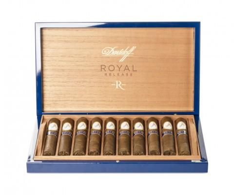 Zigarre Davidoff Royal Release Robusto