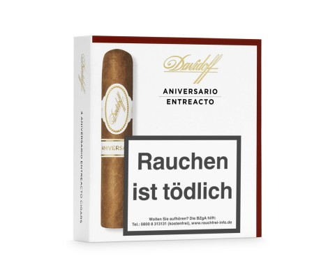 Zigarren Davidoff Aniversario Entreacto