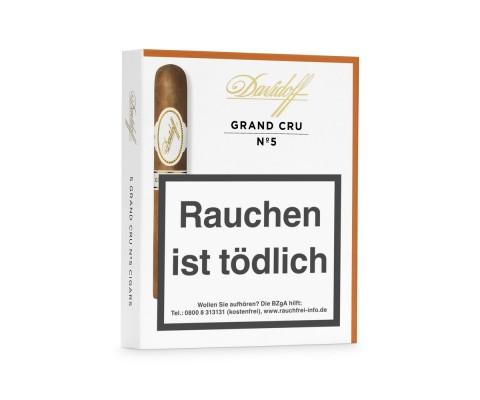 Zigarren Davidoff Grand Cru N° 5