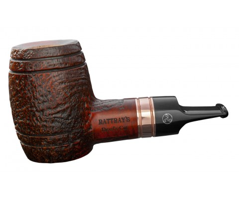 Pfeife Rattray's Devil's Cut Sandblast Brown