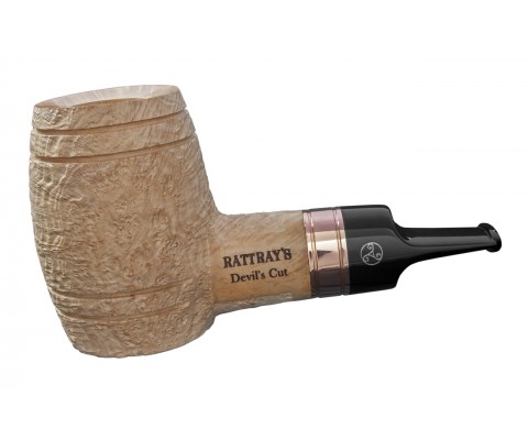 Pfeife Rattray's Devil's Cut Sandblast Natural
