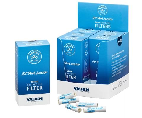 Dr. Perl Aktivkohle Filter 6mm