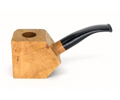 Hobby-Block, gebogenes Mundstück