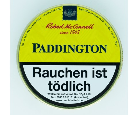 Pfeifentabak Robert McConnell Paddington (angelehnt an Dunhill Royal Yacht)
