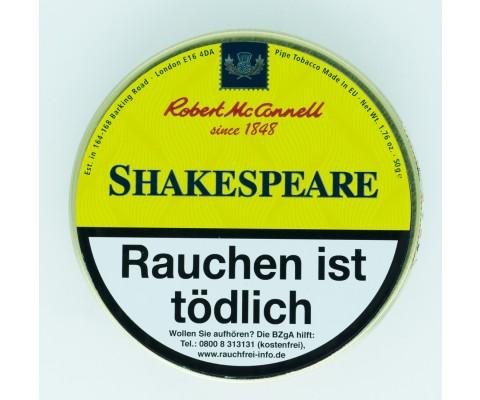 Pfeifentabak Robert McConnell Shakespeare (angelehnt an Dunhill Ye olde Signe)