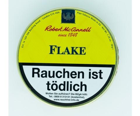 Pfeifentabak Robert McConnell Flake (angelehnt an Dunhill Flake)