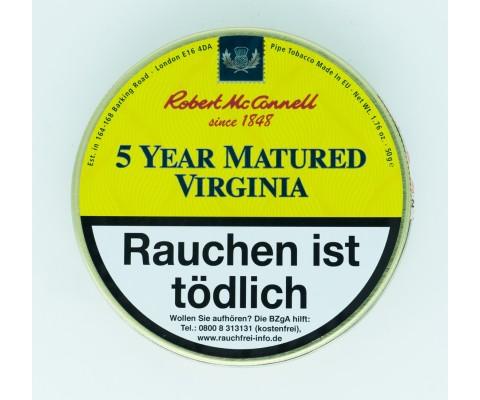 Pfeifentabak Robert McConnell 5 Year Matured Virginia (angelehnt an Dunhill 3 Year Matured Virginia)