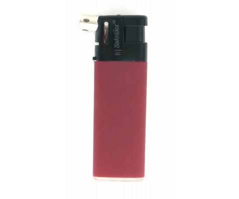 Pfeifenfeuerzeug Side Kick rot