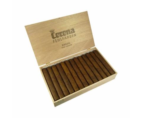 Zigarren Corona Fehlfarben Brasil