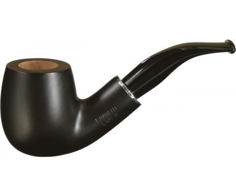 Pfeife Savinelli Ermes Black 616