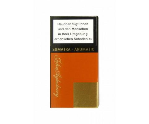 Zigarillos J. A. Sumatra Aromatic