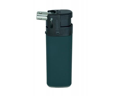 Pfeifenfeuerzeug Side Kick dunkelgrün