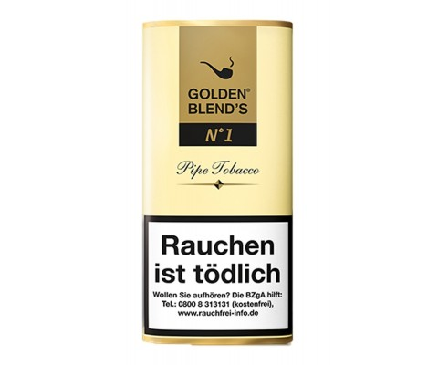 Pfeifentabak Golden Blend´s N° 1