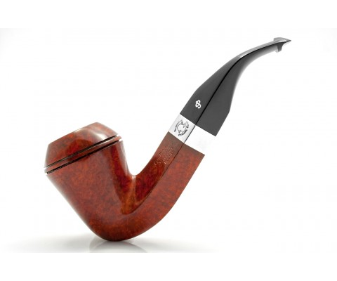 Pfeife Peterson Sherlock Holmes Hansom Terracotta