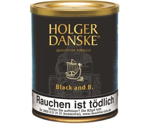 Pfeifentabak Holger Danske Black and B