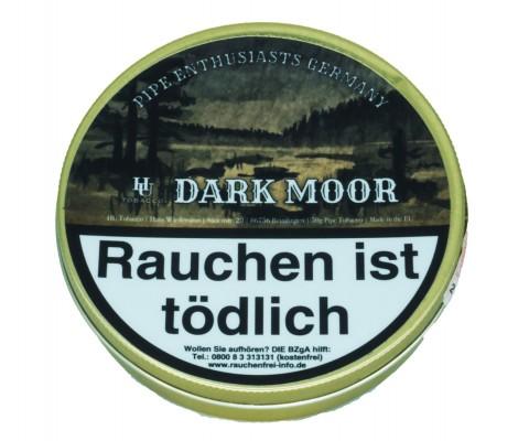 Pfeifentabak HU Tobacco Dark Moor