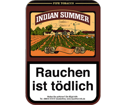 Pfeifentabak Indian Summer