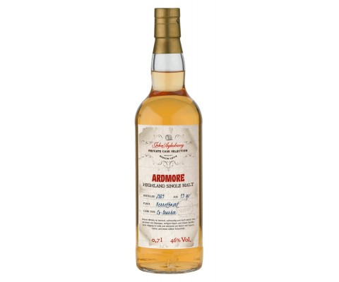 Whisky Private Cask Selection Ardmore 13YO 2003
