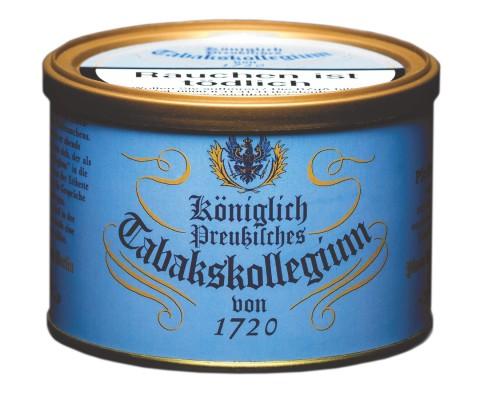 Pfeifentabak Königlich Preußisches Tabakskollegium 1720 blau