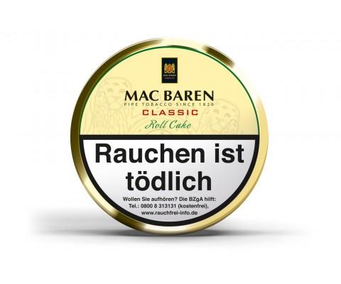 Pfeifentabak Mac Baren Classic Roll Cake