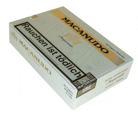Zigarren Macanudo Inspirado White Robusto
