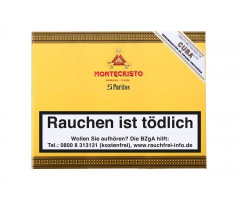 Zigarillos Montecristo Puritos