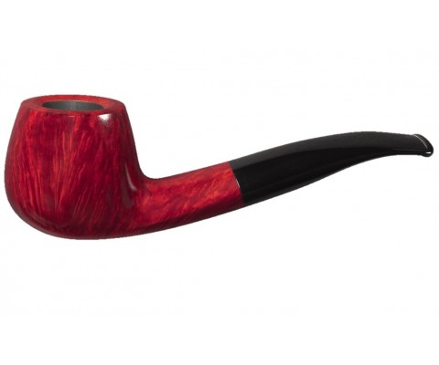 Pfeife Vauen Cambridge rot 3781