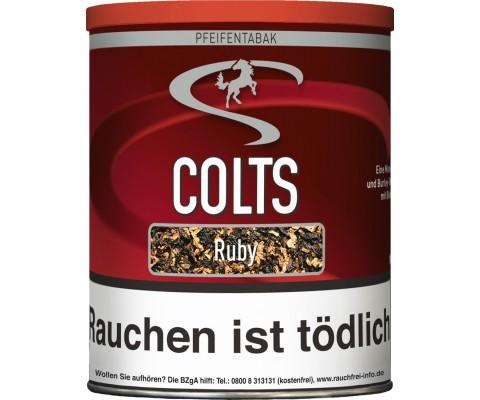 Pfeifentabak Colts Ruby