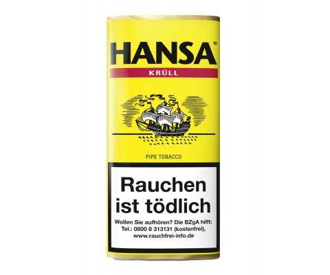 Pfeifentabak Hansa Krüll
