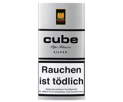 Pfeifentabak Mac Baren Cube Silver