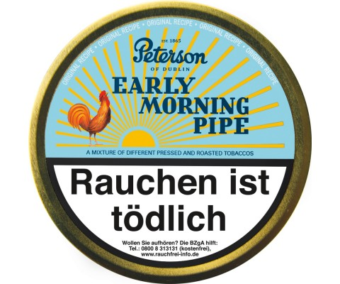 Pfeifentabak Peterson Early Morning Pipe