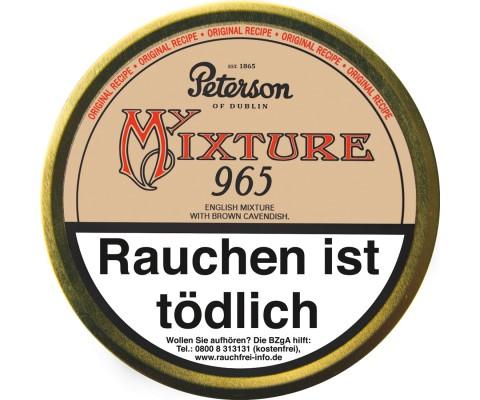 Pfeifentabak Peterson Mixture 965