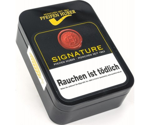 Pfeifentabak Signature