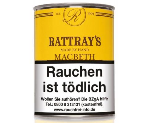Pfeifentabak Rattrays Macbeth