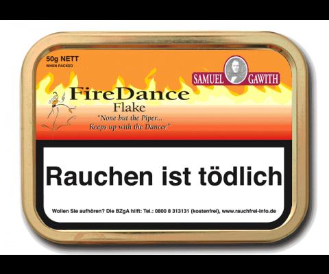 Pfeifentabak Samuel Gawith Fire Dance Flake