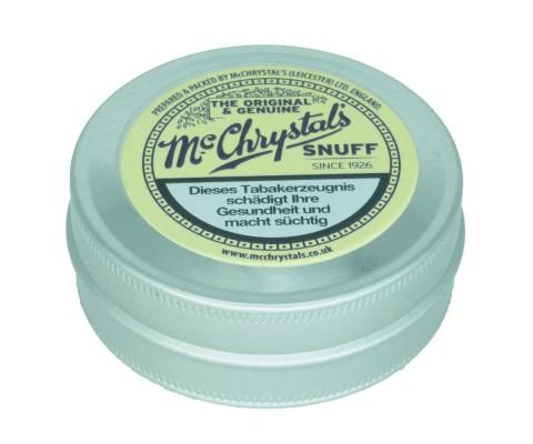 Schnupftabak Mc Chrystal The Original and Genuine