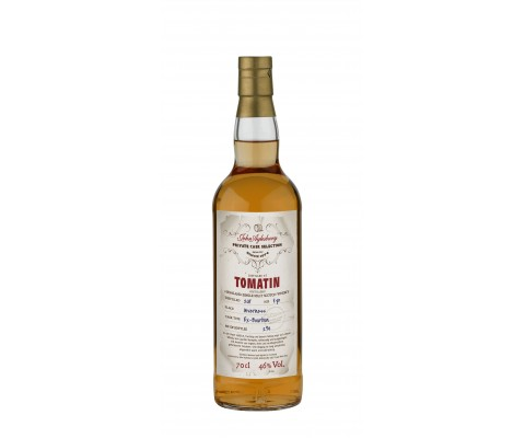 Whisky Private Cask Selection Tomatin 8YO 2011