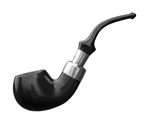 Pfeife Peterson Spigot Black 03
