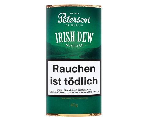 Pfeifentabak Peterson Irish Dew Mixture