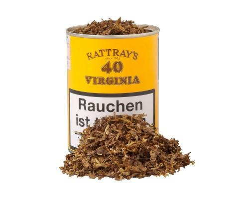 Pfeifentabak John Aylesbury Rattray's 40 Virginia