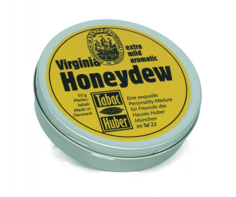 """Huber Pfeifentabak Umfülldose """"Vintage Honeydew"""" für 50gr."""