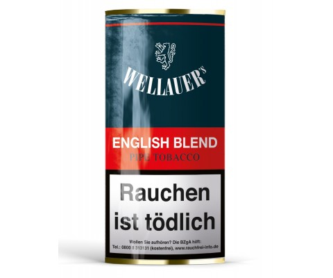 Pfeifentabak Wellauer's English Blend