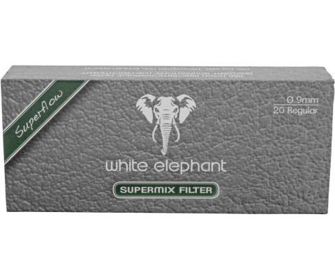 Super Mix White Elephant 9mm 20 Stk.