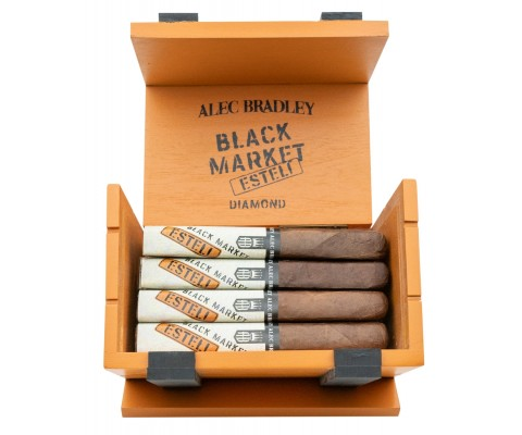 Zigarren Alec Bradley Black Market Esteli Diamond