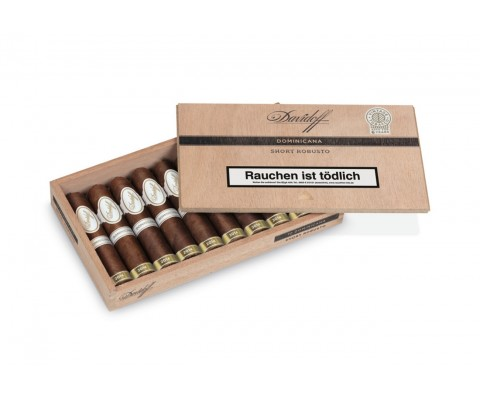 Zigarren Davidoff Dominicana Short Robusto