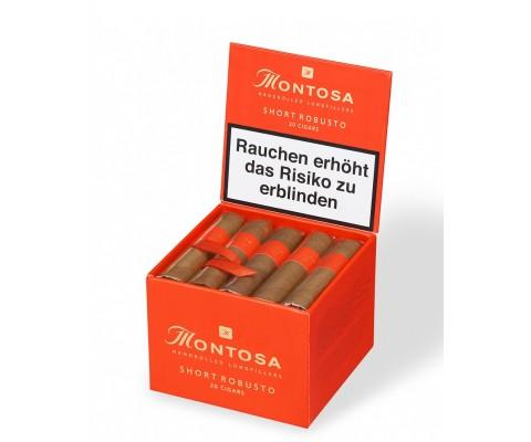 Zigarre Montosa Short Robusto