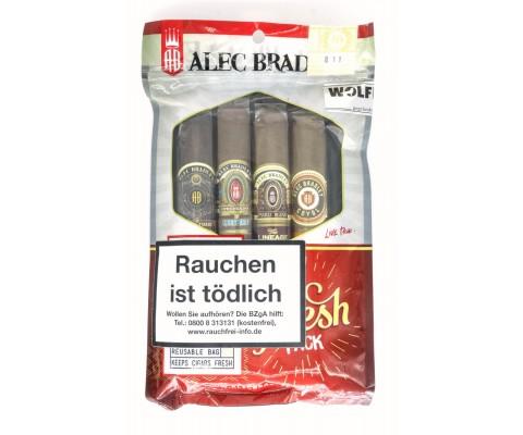 Zigarrensampler Alec Bradley Fresh Pack