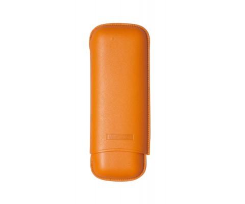 Zigarrenetui Martin Wess 2er Toro orange